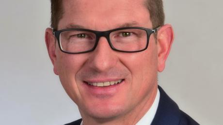 Michael Straub will Bürgermeister in Haldenwang werden.