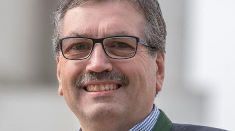 Peter Stempfle will Bürgermeister in Haldenwang werden.