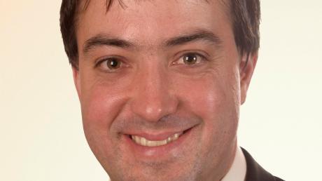 Tobias Bühler will Bürgermeister in Gundremmingen bleiben.