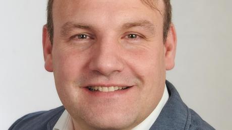Thorsten Wick will Bürgermeister in Kammeltal werden.