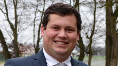 Johannes Böse will Bürgermeister in Landensberg wählen.