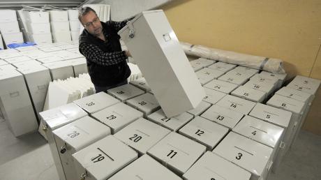 Die Vorbereitungen für die Kommunalwahl in Bayern am Sonntag sind in vollem Gange. An diesem Tag dreht sich alles um Prozente und Zahlen. Wir haben einige Zahlenspiele aufgestellt.