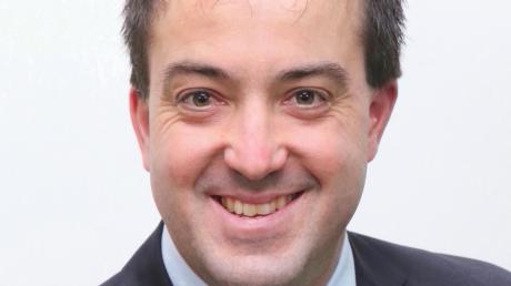 Tobias Bühler bleibt Bürgermeister in Gundremmingen.