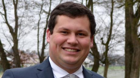 Johannes Böse ist neuer Bürgermeister in Landensberg.
