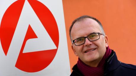 Richard Paul ist der Vorsitzende der Geschäftsführung der Arbeitsagentur Donauwörth.