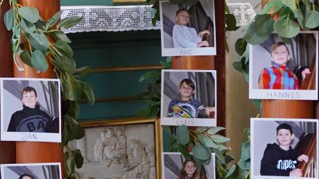 Bis Pfingsten sind Erstkommunion und Firmung abgesagt. Die acht Erstkommunionkinder von Bubesheim hatten sich auf ihr großes Fest an diesem Sonntag (Weißer Sonntag) gefreut und warten jetzt auf den Ersatztermin.