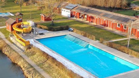 Die Preise für das Freibad in Ichenhausen steigen.