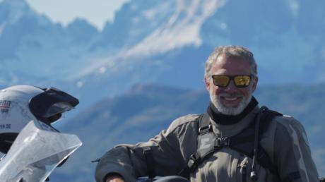In den argentinischen Anden war die Welt für Armin Thalhofer noch in Ordnung. Corona war weit weg. Im Moment legt er eine Zwangspause in Krumbach ein.