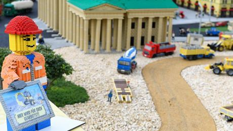 Ganz viel (Überzeugungs-)Arbeit steckt hinter dem Entschluss der Bayerischen Staatsregierung, Freizeitparks wie Legoland zu erlauben, in gut drei Wochen mit entsprechenden Konzepten wieder öffnen zu dürfen.