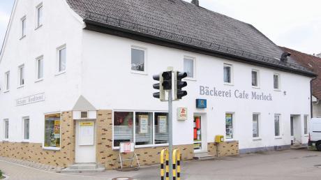 Noch befindet sich die Bäckerei Morlock mitten in Gundremmingen. Das soll sich ändern.