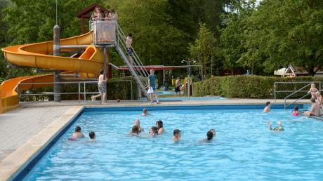 Bald soll die Badesaison 2020 in Ichenhausen tatsächlich losgehen, allerdings unter geänderten Bedingungen – und das nicht nur wegen Corona.