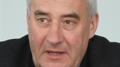 Der ehemalige Bayerische Kultusminister Ludwig Spaenle erklärt sein Amt des Antisemitismusbeauftragten.