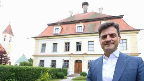 Elf Jahre war Bernd Reithemann in der Pfarreiengemeinschaft Offingen tätig. Zum 1. September tritt es seine neue Pfarrstelle in Seeshaupt an.