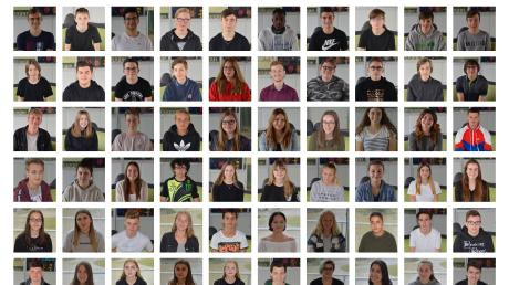 69 Schülerinnen und Schüler wurden an der Markgrafen-Realschule in Burgau verabschiedet.