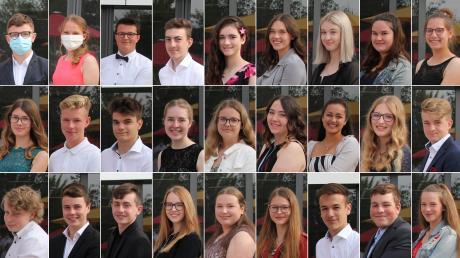 106 Schülerinnen und Schüler wurden an der Hans-Maier-Realschule in Ichenhausen verabschiedet.