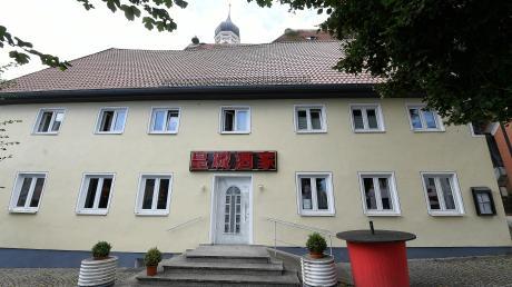 """Das Restaurant """"China Palace"""" in Burgau ist seit einiger Zeit geschlossen. Das wird es auch bleiben."""