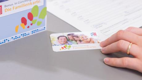 2021 wird es eine neue Familienkarte der Stadt Günzburg geben.