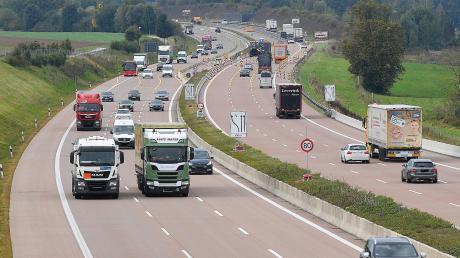Gerade auch aus dem Bereich Leinheim gibt es immer wieder Beschwerden über den Lärm der Autobahn.