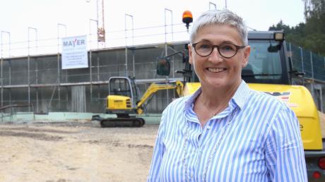 In der Gemeinde Haldenwang gibt es derzeit einige größere Projekte, darunter der Bau des Kindergartens in Konzenberg. Bürgermeisterin Doris Egger zeigt sich trotz Corona zuversichtlich. Auch wenn es nicht einfach sein werde, die Erwartungen und die gesteckten Ziele einzuhalten, wie sie im Interview sagt.