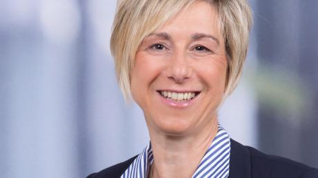 Musste ein bisschen was erklären: Bürgermeisterin Sabine Ertle.
