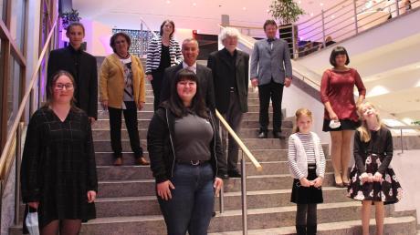Zehn Personen wurden am Dienstagabend in Günzburg im Forum am Hofgarten ausgezeichnet. Die Kulturschaffenden kommen aus ganz unterschiedlichen Bereichen und prägen das Leben der Stadt mitunter seit Jahrzehnten.