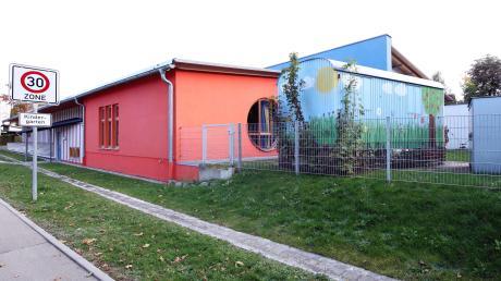 Der Kindergarten soll einen Anbau erhalten.