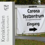 Immer weniger Corona-Patienten müssen aktuell die Kreiskliniken in Günzburg und Krumbach behandeln.