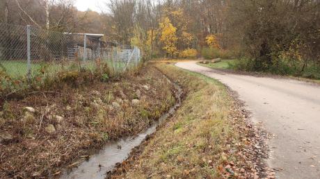 Am Ortsrand von Gundremmingen könnte mit dem Hirschbach eine naturnahe Wassertretanlage entstehen und Teil des geplanten Franziskus-Rundwanderwegs werden. Dafür wäre sogar eine Förderung möglich.