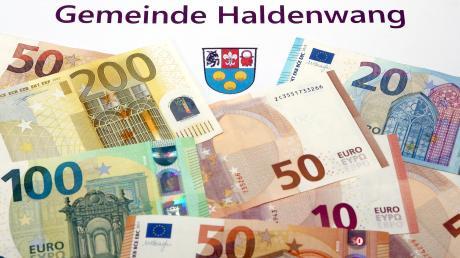 Die Gemeinde Haldenwang muss im Jahr 2021 viel Geld investieren. Am Mittwoch wurde im Gemeinderat das Investitionsprogramm beschlossen.