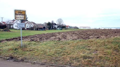 Am östlichen Ortsrand von Burtenbach entsteht ein neues Wohnbaugebiet. Circa 24 Baugrundstücke sieht der Vorentwurf des Bebauungsplans vor.