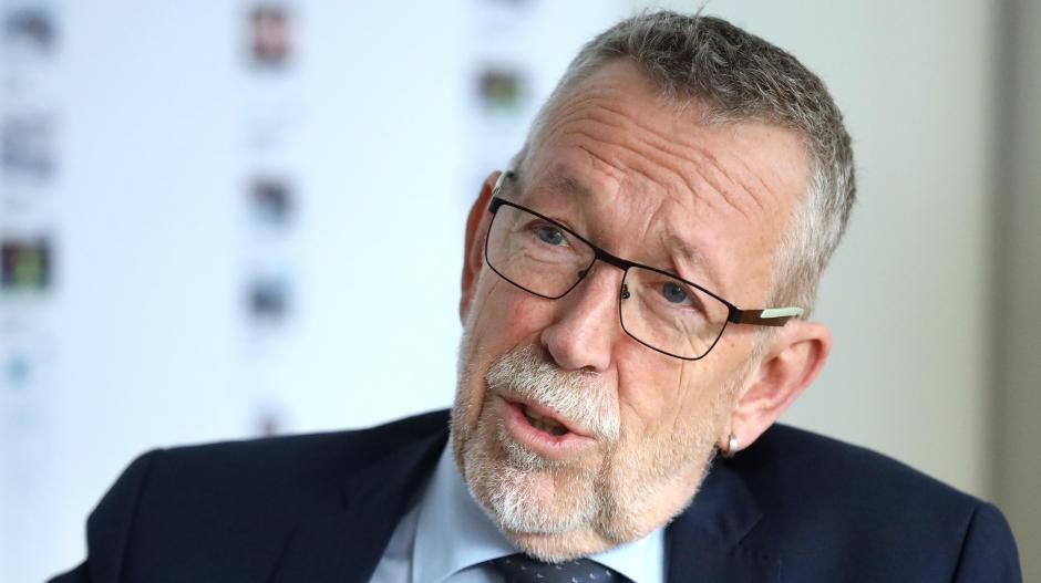 Der Neu-Ulmer Abgeordnete Karl-Heinz Brunner wurde von der Schwaben-SPD für die nächste Bundestagswahl kaltgestellt.