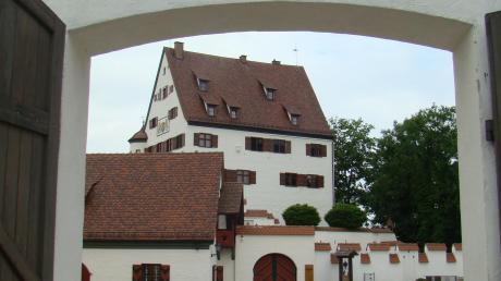 Vielleicht kann im Sommer der Butterbrezel-Jazz im Leipheimer Schlosshof stattfinden.