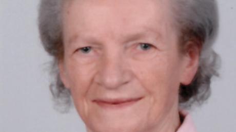 Cilly Kober ist mit 85 Jahren gestorben.