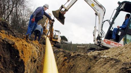 Eine Gasleitung sorgt für Diskussionen in Kötz.
