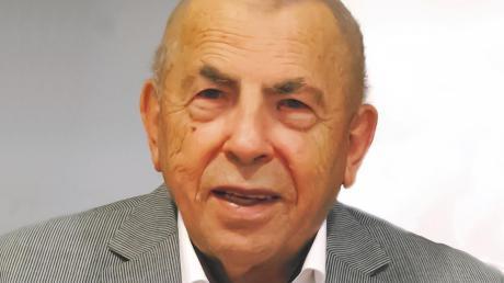 Der gebürtige Scheppacher Rudolf Seibold wurde 85 Jahre alt.