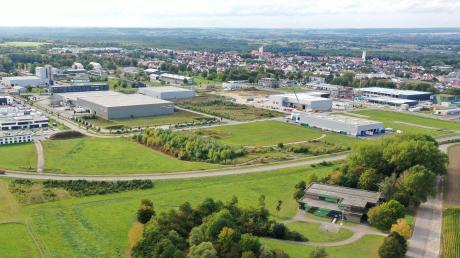 Das Areal Pro und die Stadt Leipheim wachsen. Laut Bayerischem Landesamt für Statistik zählte man 2016 erstmals mehr als 7000 Einwohner in Leipheim.