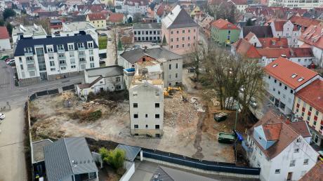 So viele der alten Bäume wie möglich möchte die GBL/Grünen-Fraktion auf dem Görlich-Areal in Günzburg erhalten.