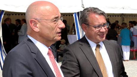 Sauter und Nüßlein: CDU und CSU haben die Maskenaffäre noch nicht ausgestanden.