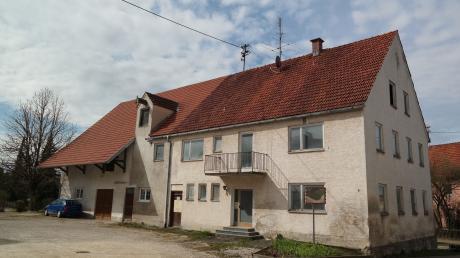 Das Bohnackergebäude in Burtenbach soll zu einem Dorfgemeinschaftshaus umgebaut werden.