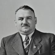 Der Burtenbacher Bauernführer Johann Deininger.