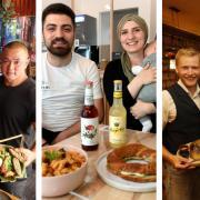 """Mit Ryu, Café Zhem und """"The House - Dumplings & Bar"""" ist Augsburg um drei Restaurants reicher."""