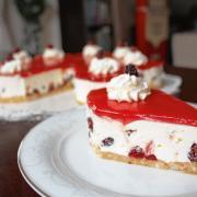 Das Rezept für diesen Erfrischenden Cranberry-Traum finden Sie hier.