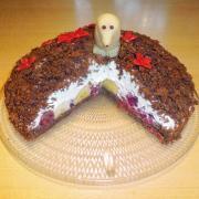Andreas Maulwurfkuchen ist schnell und einfach hergestellt.
