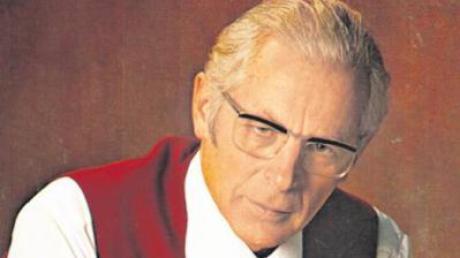 Heimatdichter Artur Jall wäre heute 100 Jahre alt geworden. Die Schwabengilde würdigt das Multitalent.