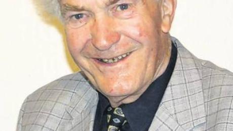 Kettershausen trauert um Altbürgermeister Josef Sauerwein.