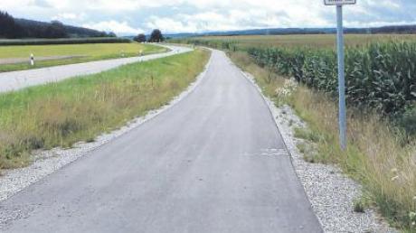 Die Besitzer der beim Radwegbau Oberroth-Babenhausen in Mitleidenschaft gezogenen Flächen enthalten eine Nutzungsentschädigung.