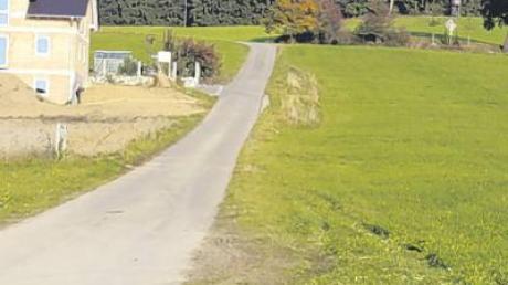"""Aufgrund des Widerspruchs eines Anliegers soll der Weg """"Zum Pestkreuz"""" umbenannt werden."""