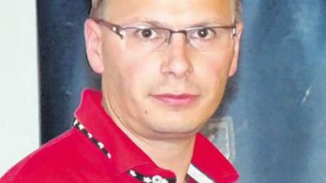 Der Kommandant der Feuerwehr Kettershausen, Günther Stiegeler.