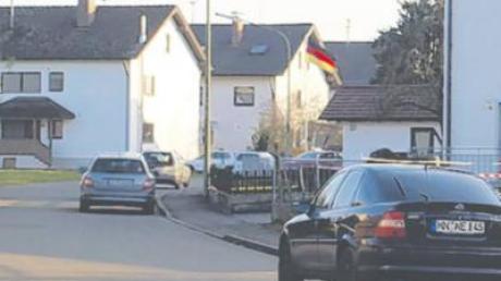 Die Gartenstraße (Bild) an der Kreisstraße NU7 in Oberroth soll als Tempo-30-Zone ausgewiesen werden – ebenso die Brunnenstraße und die Straße am Sportplatz.