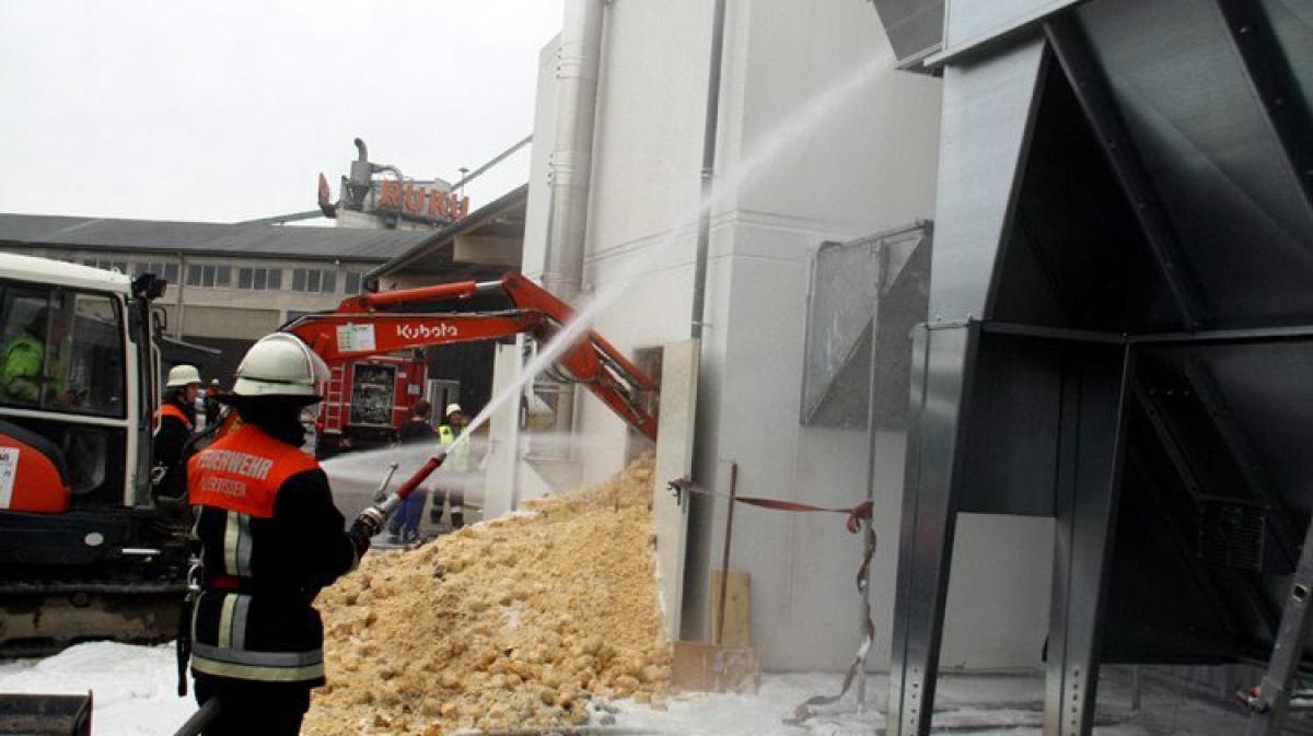 Ruku Illertissen brand bei der holzbaufirma ruku nachrichten illertissen